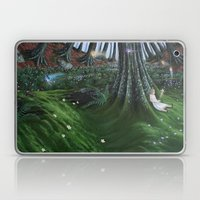 in the meadow Laptop & iPad Skin