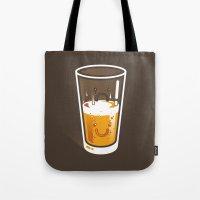Pessimistic Optimist - A… Tote Bag