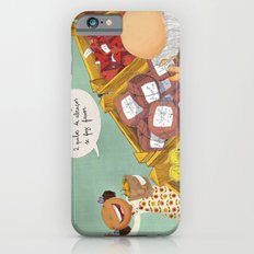 2 Kilos of Hugs Please iPhone 6 Slim Case