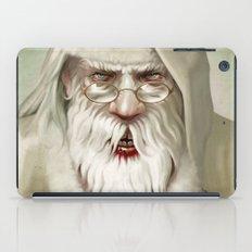 Santa's Secret iPad Case