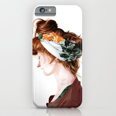 Red Head iPhone 6 Slim Case