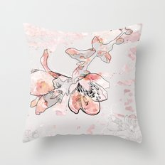 TRIBUTE FOR MCKENZIE. Throw Pillow