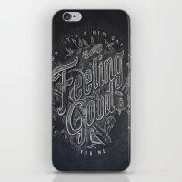 Feeling Good iPhone & iPod Skin