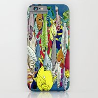 iPhone & iPod Case featuring School Is Cool by The Shadley Brothers