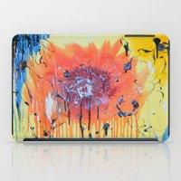 Bleeding Poppy iPad Case