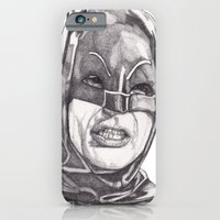 iPhone & iPod Case featuring The Bat by Paul Nelson-Esch /Expeditionary Club