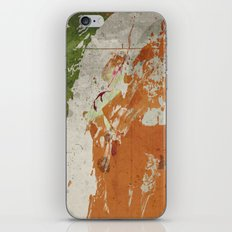 The Artisan iPhone & iPod Skin