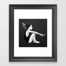 Skyling Framed Art Print