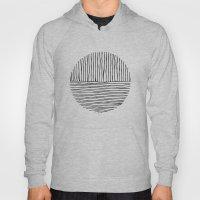 Circle : Vertical / Horizontal Hoody