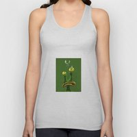Powerful Idea Unisex Tank Top