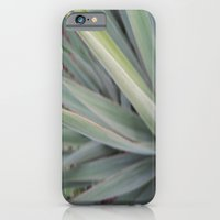 iPhone & iPod Case featuring spikes by Michelle Fernando