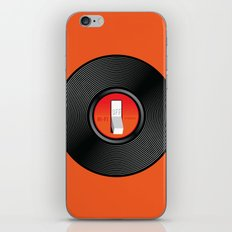 Off the Record iPhone & iPod Skin