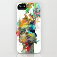 Dream Theory iPhone (5, 5s) Slim Case