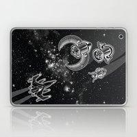 Intergalactic Pest Contr… Laptop & iPad Skin