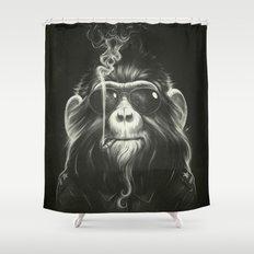 Smoke 'Em If You Got 'Em Shower Curtain