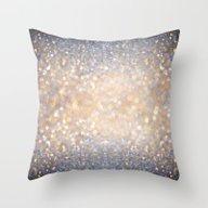 Glimmer Of Light (Ombré… Throw Pillow