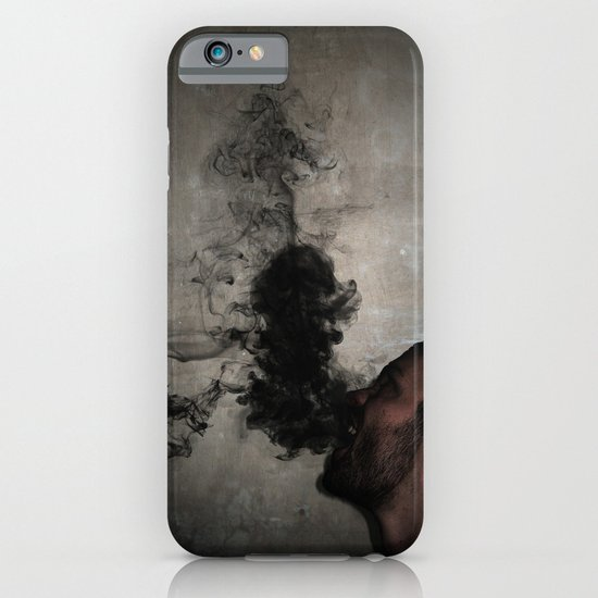 Letting the darkness out iPhone & iPod Case