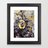 Petit Trianon Framed Art Print