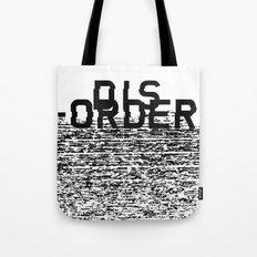 Dis-order Tote Bag