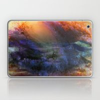 Ambient Galaxy Laptop & iPad Skin