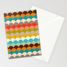 Autumn Frolic, Harvest Hues Stationery Cards