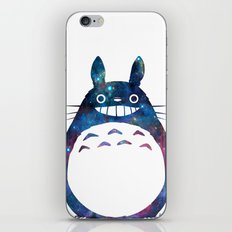 My Neighbor From Outer S… iPhone & iPod Skin