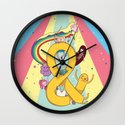 Adventuresands Wall Clock