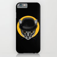 Catwork Orange iPhone 6 Slim Case