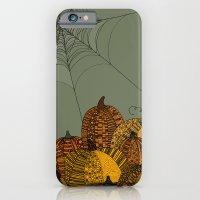 Halloween Pumpkins iPhone 6 Slim Case