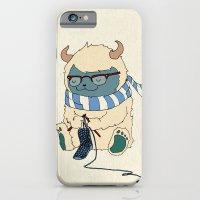 Knitting Train iPhone 6 Slim Case