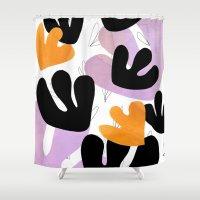 Wild tulips 3 Shower Curtain