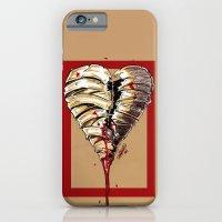 iPhone & iPod Case featuring Razor Blade Romance by Shawn Norton Art