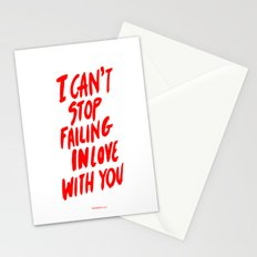 Failing Stationery Cards