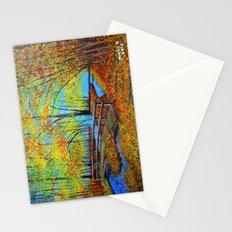 Autumn landscape 4 Stationery Cards