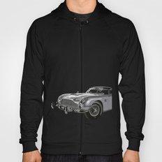 THE Bond Car. Hoody