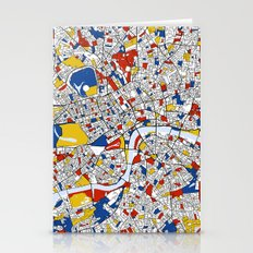 London Mondrian Stationery Cards