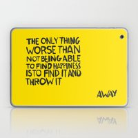 ...Away (Vers. 2) Laptop & iPad Skin