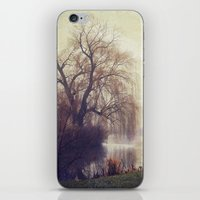 Cape Of Silence iPhone & iPod Skin