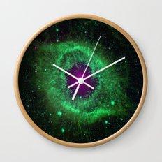 Universal Eye Wall Clock