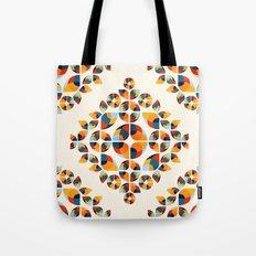 Fantasy Garden Pattern V Tote Bag