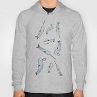 Narwhal Friends Hoody