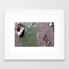 Lead paint anyone? Framed Art Print