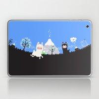 Run alpaca, run! Laptop & iPad Skin