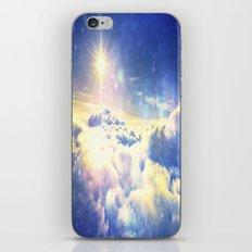 Galaxy Clouds : Heaven iPhone & iPod Skin