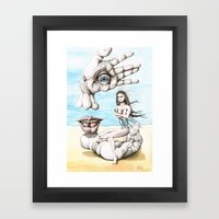 280612 Framed Art Print