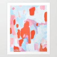 Color Study No. 11 Art Print