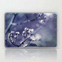Spring in Black and White Laptop & iPad Skin