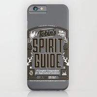 iPhone & iPod Case featuring The Ghostbusters Greatest Resource: Tobin's Spirit Guide. by Josh Eacret