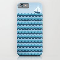 iPhone & iPod Case featuring Ocean Waves by Gavin Thompson