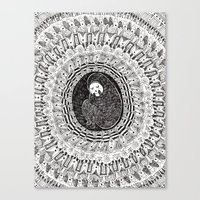 Isolation Blossom 1 Canvas Print